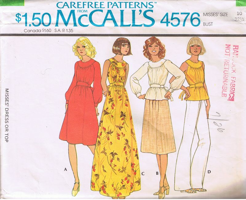 McCall's4576