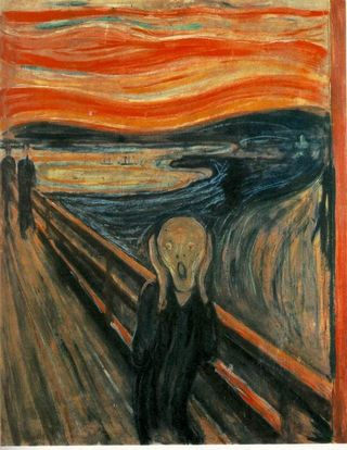 The-scream-munch