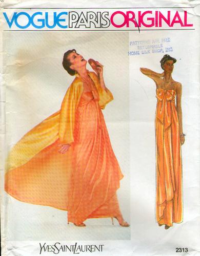 Vogue 2313, 1971